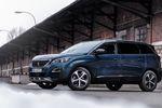 Peugeot 5008 2.0 THP 150 KM - pogłaskać i przytulić
