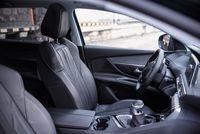 Peugeot 5008 2.0 THP 150 KM - fotele przednie