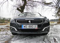 Peugeot 508 1.6 e-THP AT Allure - przód