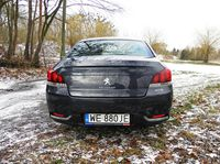 Peugeot 508 1.6 e-THP AT Allure - tył