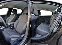 Peugeot 508 1.6 e-THP S&S Active - fotele