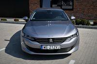 Peugeot 508 2.0 HDI 160 KM - przód