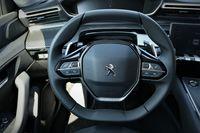 Peugeot 508 2.0 HDI 160 KM - kierownica