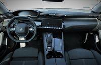 Peugeot 508 2.0 HDI 160 KM - deska rozdzielcza