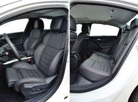 Peugeot 508 GT - fotele