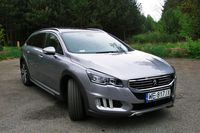 Peugeot 508 RXH 2.0 BlueHDi ma sporo atutów