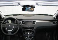 Peugeot 508 RXH 2.0 BlueHDi - wnętrze