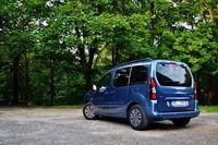 Peugeot Partner Tepee 1.6 BlueHDi Active - z tyłu
