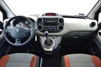 Peugeot Partner Tepee 1.6 BlueHDi Active - wnętrze