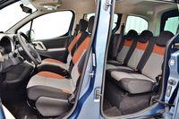 Peugeot Partner Tepee 1.6 BlueHDi Active - fotele