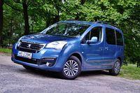 Peugeot Partner Tepee 1.6 BlueHDi Active - z przodu