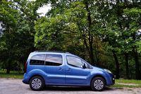 Peugeot Partner Tepee 1.6 BlueHDi Active - z boku