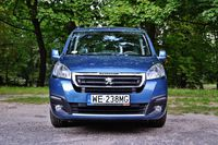 Peugeot Partner Tepee 1.6 BlueHDi Active - przód