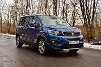 Peugeot Rifter 1.5 BlueHDi Allure - z przodu