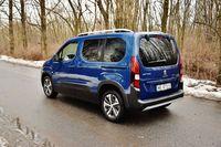 Peugeot Rifter 1.5 BlueHDi Allure - z tyłu