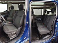Peugeot Rifter 1.5 BlueHDi Allure - fotele