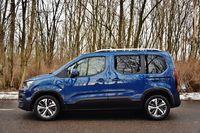 Peugeot Rifter 1.5 BlueHDi Allure - bok