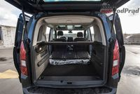 Peugeot Rifter Allure - bagażnik