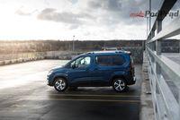 Peugeot Rifter Allure - bok