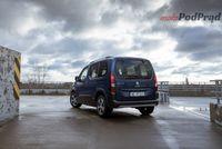 Peugeot Rifter Allure - tył