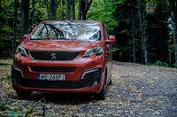 Peugeot Traveller 2.0 BlueHDi Allure - przód