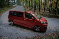 Peugeot Traveller 2.0 BlueHDi Allure - na koniec świata i jeszcze dalej