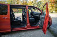 Peugeot Traveller 2.0 BlueHDi Allure - drzwi, fotele