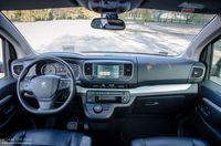 Peugeot Traveller 2.0 BlueHDi Allure - wnętrze