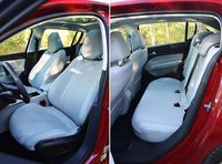 Peugeot 308 1.6 THP Allure - fotele