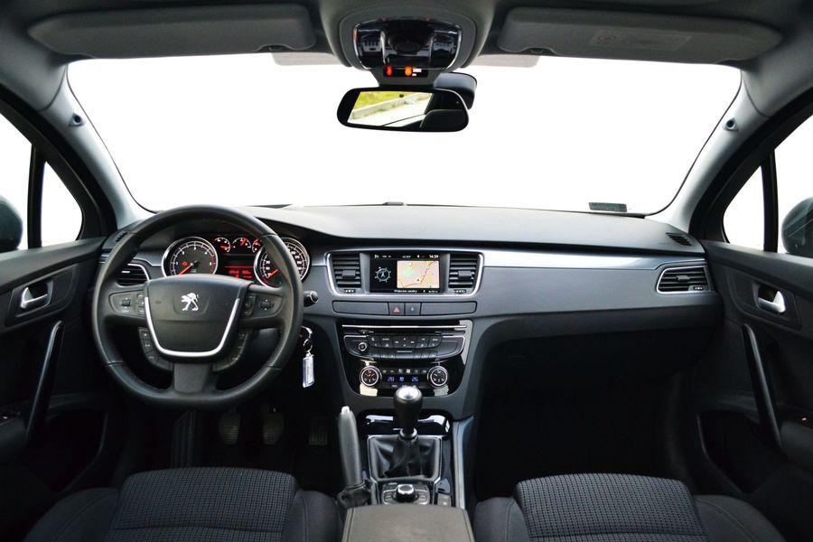Peugeot 508 Sw 2 0 Hdi Active Idealny Dla Rodziny