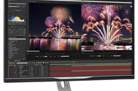 Monitor Philips 328P6VUBREB z ekranem HDR i USB-C