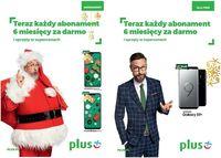 Plus Abonament i Plus dla Firm w świątecznej odsłonie