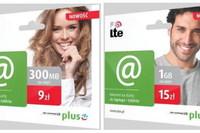 Nowy Plus Internet na Kartę