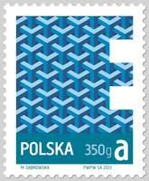 Nowe znaczki Poczty Polskiej