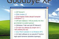 Polski Internet a koniec Windows XP