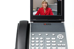Telefon biznesowy Polycom VVX 1500 D