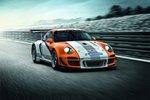 Porsche 911 GT3 R z napędem hybrydowym
