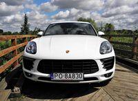 Porsche Macan S Diesel - przód