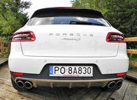 Porsche Macan S Diesel - tył