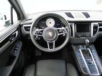 Porsche Macan S Diesel - wnętrze