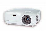Bliźniacze projektory NEC LT280 i LT380