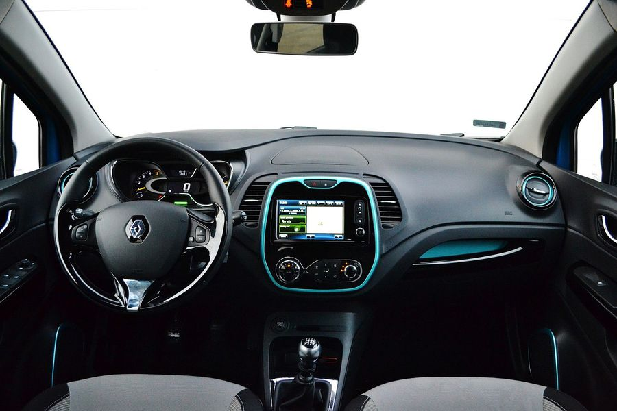 renault captur energy dci 110 intens dla modnych kobiet testy aut. Black Bedroom Furniture Sets. Home Design Ideas