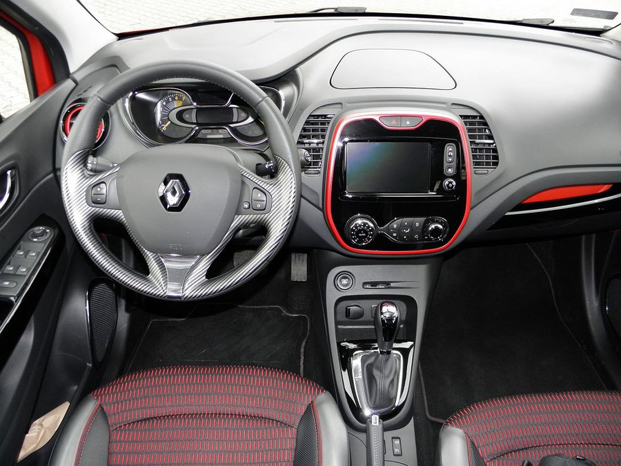 renault captur 1 2 tce edc helly hansen skazany na sukces testy aut. Black Bedroom Furniture Sets. Home Design Ideas