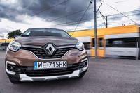 Renault Captur 1,5 110 KM - przód