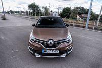 Renault Captur 1,5 110 KM - z przodu