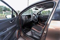 Renault Captur 1,5 110 KM - drzwi, wnętrze
