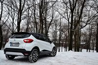 Renault Captur Energy TCe 120 Night & Day - z tyłu