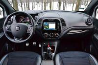 Renault Captur Energy TCe 120 Night & Day - wnętrze