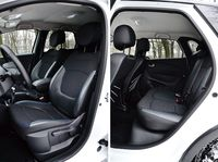 Renault Captur Energy TCe 120 Night & Day - fotele