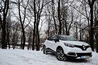 Renault Captur Energy TCe 120 Night & Day -  z przodu